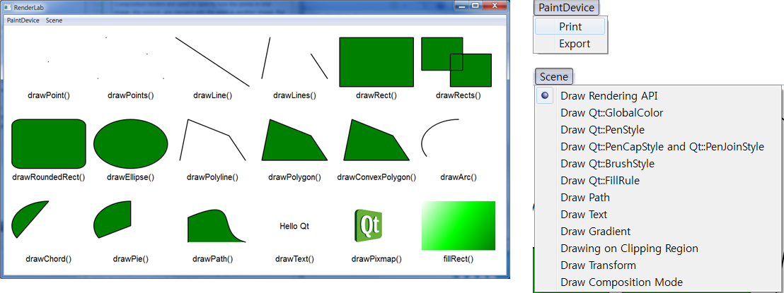 6 1 QPainter - 공학자를 위한 PySide2